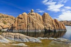 λίμνη Watson Στοκ φωτογραφίες με δικαίωμα ελεύθερης χρήσης