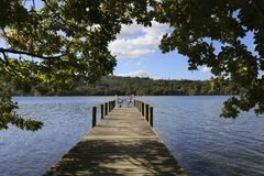 Λίμνη Windermere - περιοχή λιμνών - Cumbria - Αγγλία Στοκ εικόνες με δικαίωμα ελεύθερης χρήσης