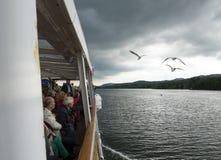 Λίμνη Windermere Στοκ Φωτογραφία