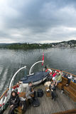 Λίμνη Windermere Στοκ Φωτογραφίες