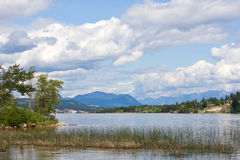 λίμνη windermere Στοκ φωτογραφία με δικαίωμα ελεύθερης χρήσης