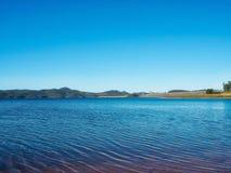 Λίμνη Wivenhoe στοκ εικόνα