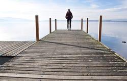 Λίμνη Zug, Ελβετία στοκ φωτογραφία με δικαίωμα ελεύθερης χρήσης