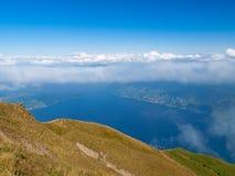 λίμνη zug στοκ εικόνες με δικαίωμα ελεύθερης χρήσης