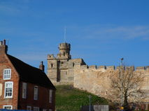 Λίνκολν Castle Στοκ Φωτογραφίες