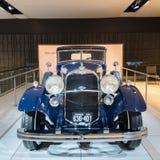 1932 Λίνκολν KB Dietrich Coupe Στοκ Εικόνα