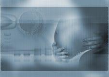 λίπανση vitro Στοκ φωτογραφίες με δικαίωμα ελεύθερης χρήσης