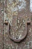Λαβή μιας πόρτας Στοκ εικόνα με δικαίωμα ελεύθερης χρήσης