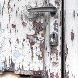 λαβή πορτών παλαιά Στοκ Εικόνες