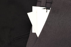 Λαβή τιμών στο παντελόνι Στοκ Φωτογραφίες