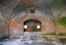 λαβύρινθος οχυρών Στοκ Εικόνες