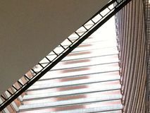 Λαβύρινθος των διαβάσεων πεζών Στοκ φωτογραφίες με δικαίωμα ελεύθερης χρήσης