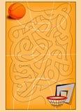 λαβύρινθος 13 Στοκ Φωτογραφία