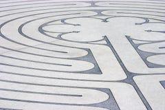 λαβύρινθος 2 Στοκ Εικόνες