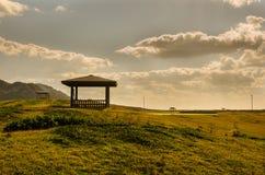 Λαβύρινθος Parkland στοκ φωτογραφία