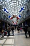 λαγοί διεθνές ο του Σικάγου αερολιμένων Στοκ Εικόνες