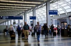 λαγοί διεθνές ο του Σικάγου αερολιμένων Στοκ φωτογραφία με δικαίωμα ελεύθερης χρήσης