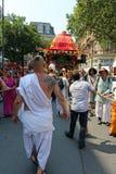 Λαγοί Krishna στοκ εικόνες