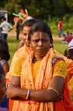 Λαγοί Krishna Rama λαγών στοκ εικόνα