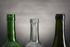 Λαιμοί μπουκαλιών στοκ φωτογραφία με δικαίωμα ελεύθερης χρήσης