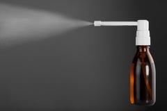 λαιμός ψεκασμού μπουκαλιών Στοκ Φωτογραφίες