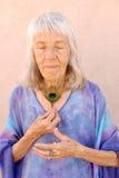 λαιμός chakra στοκ φωτογραφία με δικαίωμα ελεύθερης χρήσης
