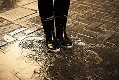 λακκούβα Στοκ φωτογραφίες με δικαίωμα ελεύθερης χρήσης