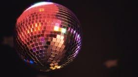Λαμπιρίζοντας σφαίρα disco φιλμ μικρού μήκους