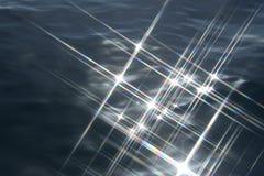 λαμπιρίζοντας ύδωρ Στοκ εικόνα με δικαίωμα ελεύθερης χρήσης