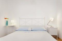Λαμπρά και φρέσκια ακολουθία κρεβατοκάμαρων Στοκ φωτογραφίες με δικαίωμα ελεύθερης χρήσης