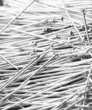 Λαμπρά καρφιά σιδήρου Στοκ φωτογραφία με δικαίωμα ελεύθερης χρήσης