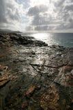 λαμπρή ακτή Στοκ φωτογραφία με δικαίωμα ελεύθερης χρήσης