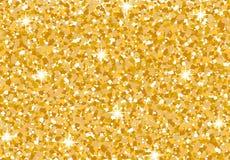 Λαμπρή χρυσή ανασκόπηση Χρυσό φύλλο αφηρημένος φωτεινός Στοκ φωτογραφία με δικαίωμα ελεύθερης χρήσης