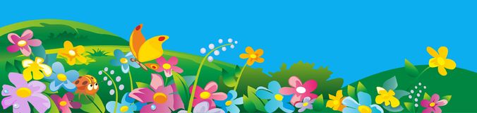 Λαμπρίτσα και πεταλούδα Ο τομέας φύσης με την πράσινη χλόη, λουλούδια στο λιβάδι και το νερό ρίχνει τη δροσιά στα πράσινα φύλλα Κ ελεύθερη απεικόνιση δικαιώματος