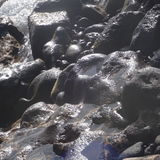 Λαμπροί βράχοι Στοκ φωτογραφίες με δικαίωμα ελεύθερης χρήσης