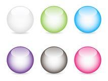 λαμπρός Ιστός κουμπιών διανυσματική απεικόνιση
