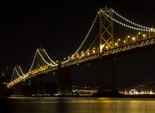 Λαμπρότητα 2 γεφυρών κόλπων Στοκ Εικόνες