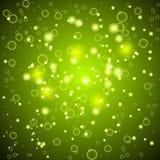 Λαμπρό αφηρημένο υπόβαθρο. Πράσινο χρώμα. διανυσματική απεικόνιση