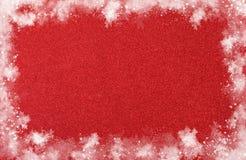 λαμπρό κόκκινο ανασκόπηση&sig νέο έτος Γενέθλια στοκ φωτογραφία με δικαίωμα ελεύθερης χρήσης