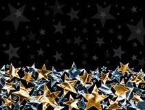 λαμπρό starscape διανυσματική απεικόνιση