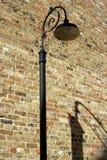 Λαμπτήρας και σκιά Στοκ εικόνες με δικαίωμα ελεύθερης χρήσης