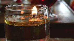Λαμπτήρας κεριών πετρελαίου φιλμ μικρού μήκους