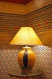 λαμπτήρας Μαροκινός Στοκ φωτογραφία με δικαίωμα ελεύθερης χρήσης