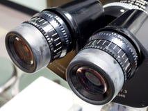 Λαμπτήρας σχισμών biomicroscope για τον οφθαλμολόγο Στοκ Εικόνα