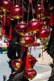 Λαμπτήρας της Κίνας Στοκ Εικόνα