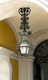 Λαμπτήρας της Λισσαβώνας Arcade Στοκ Φωτογραφίες