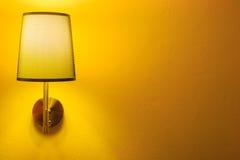 Λαμπτήρας τοίχων Στοκ φωτογραφίες με δικαίωμα ελεύθερης χρήσης