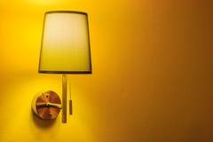 Λαμπτήρας τοίχων Στοκ Φωτογραφία