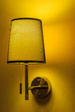 Λαμπτήρας τοίχων Στοκ φωτογραφία με δικαίωμα ελεύθερης χρήσης