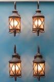 Λαμπτήρας φωτισμού στοκ εικόνες με δικαίωμα ελεύθερης χρήσης